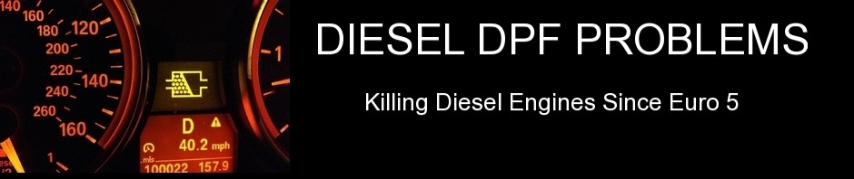 Cars without a DPF |